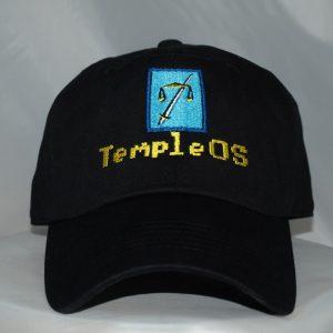 TempleOS hat