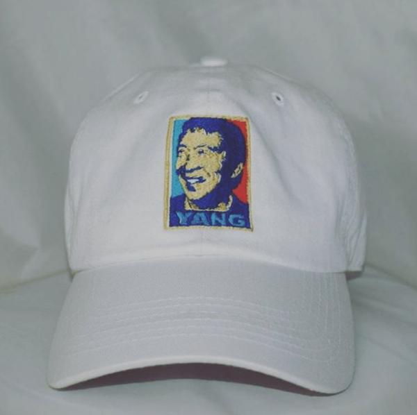 Yang white hat