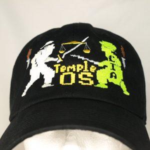 TempleOS CIA hat